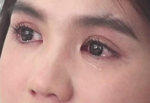 Ngọc Trinh khóc hết nước mắt khi nhắc đến người yêu - ảnh 2
