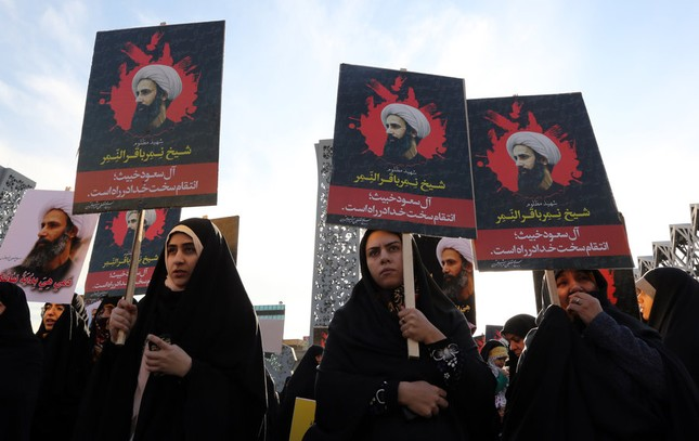 Nguy cơ xung đột khu vực từ căng thẳng Saudi Arabia - Iran - ảnh 1