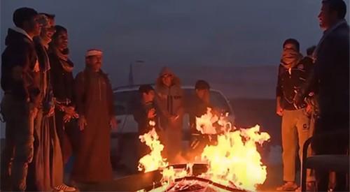 Gia đình chạy trốn IS bằng những viên thuốc ngủ - ảnh 2