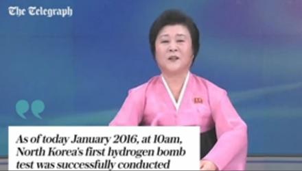 Thế giới phản ứng trước vụ thử bom H của Triều Tiên - ảnh 1