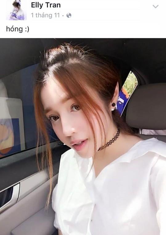 Lộ loạt ảnh tố Elly Trần mang bầu lần hai - ảnh 2