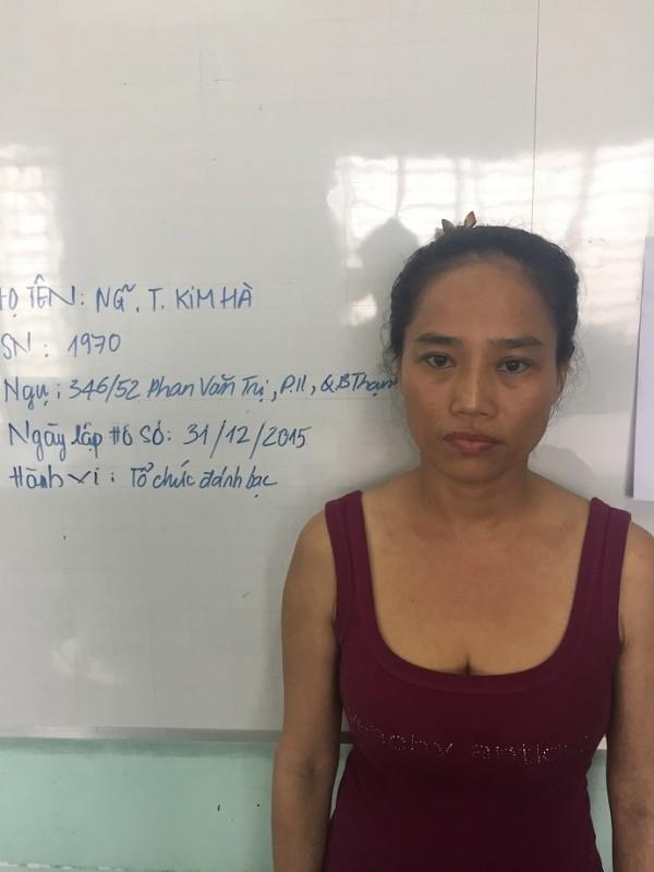 Bắt ổ cờ bạc của chị gái trùm giang hồ khét tiếng Sài Gòn - ảnh 1