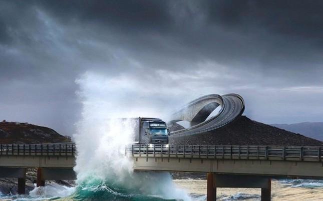 'Khiêu chiến' cùng những con đường nguy hiểm nhất thế giới - ảnh 9