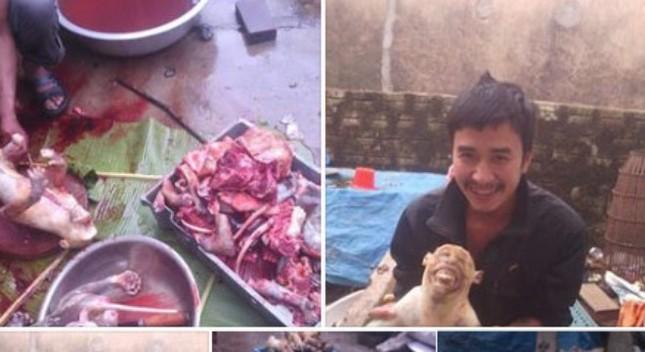 Triệu tập nam thanh niên đăng ảnh khoe giết khỉ trên facebook - ảnh 1