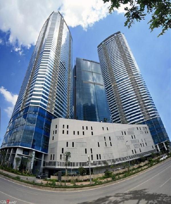 Đại gia bỏ 9 nghìn tỷ mua tòa nhà Keangnam Hà Nội - ảnh 1