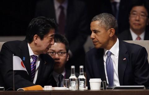 Mỹ, Hàn, Nhật hiệp nhất các biện pháp trừng phạt Triều Tiên  - ảnh 1
