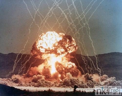 'Vạch trần' vụ thử nghiệm bom nhiệt hạch của Triều Tiên - ảnh 1
