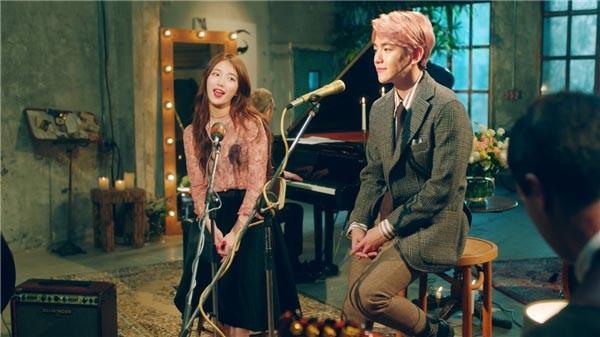 Bạn gái Lee Min Ho tung MV 'Dream' cùng mỹ nam EXO - ảnh 1