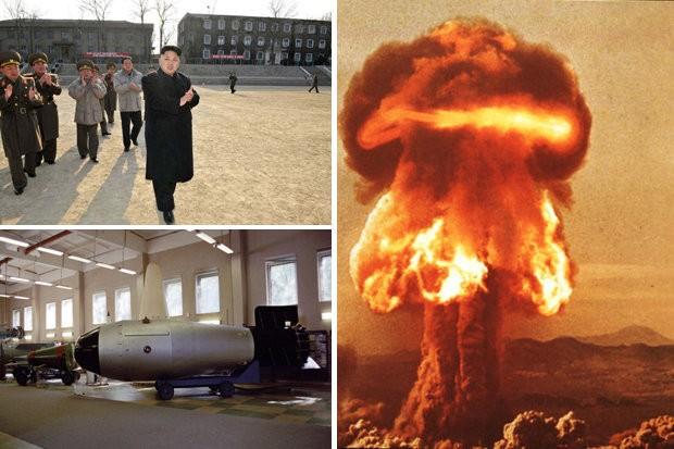 Những câu hỏi xoay quanh bom nhiệt hạch của Triều Tiên - ảnh 2