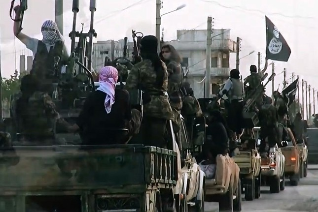 IS thắt chặt an ninh, ngăn chặn người dân Syria bỏ trốn - ảnh 2