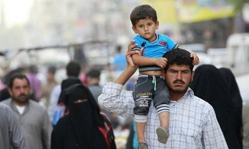IS thắt chặt an ninh, ngăn chặn người dân Syria bỏ trốn - ảnh 1