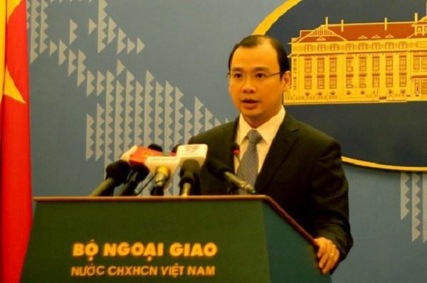 Bộ Ngoại giao lên tiếng về việc Triều Tiên thử bom nhiệt hạch - ảnh 1