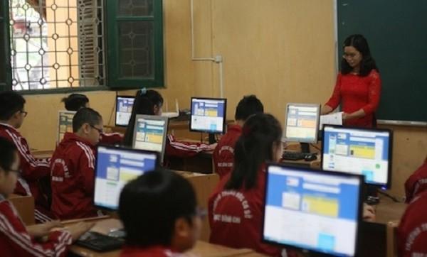 Lần đầu tiên tổ chức thi toán trực tuyến với học sinh quốc tế - ảnh 1