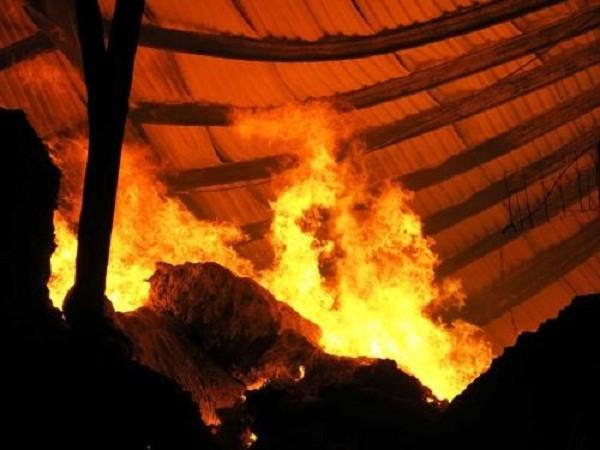 Đang cháy lớn tại Thành phố Buôn Ma Thuột - ảnh 1