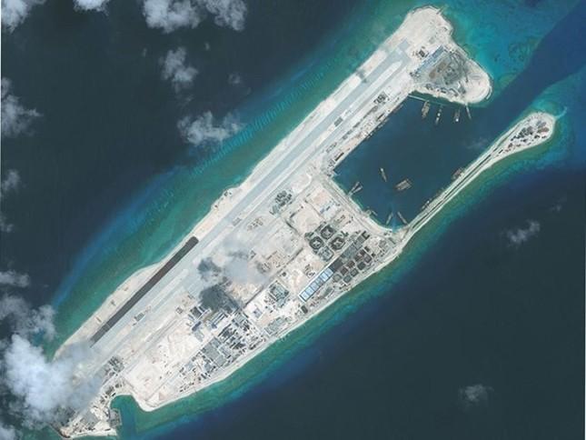 'Tàu bay Trung Quốc uy hiếp an toàn hoạt động bay trong khu vực' - ảnh 1