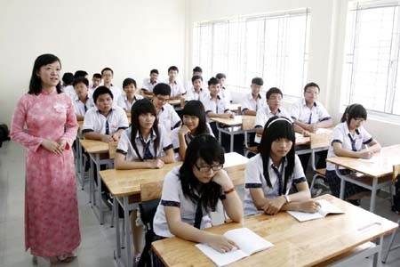 Bộ GD-ĐT đề xuất hệ thống giáo dục phổ thông mới