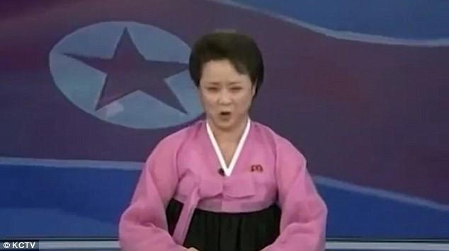 Phát thanh viên 72 tuổi đưa tin Triều Tiên thử bom nhiệt hạch - ảnh 3