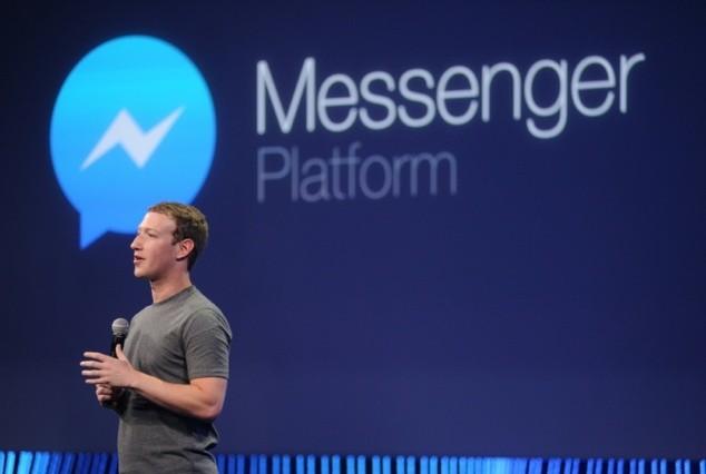 Facebook Messenger tham vọng thay thế tin nhắn SMS truyền thống - ảnh 1