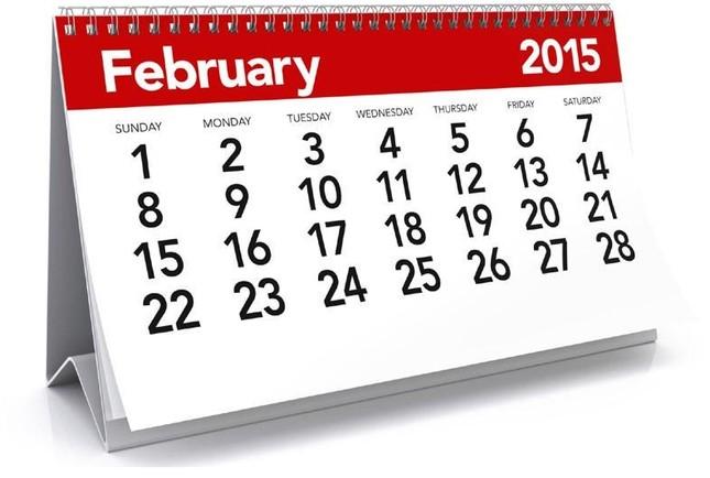 Lý giải nguyên nhân tháng 2 có 28 ngày - ảnh 1