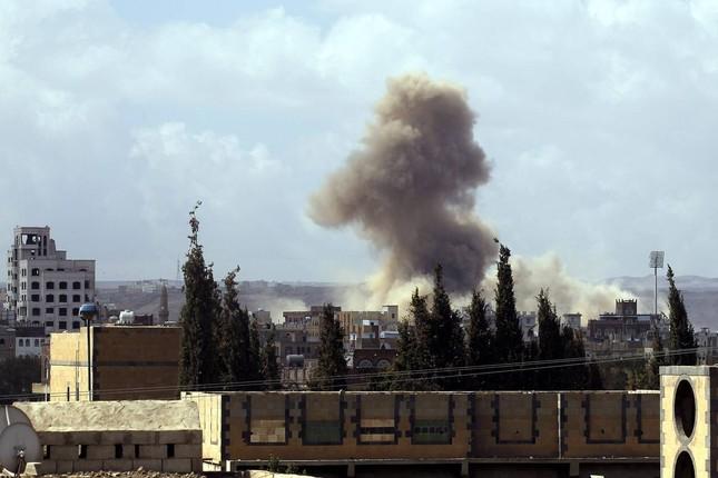 Tehran tố Saudi Arabia bắn tên lửa vào Đại sứ quán Iran - ảnh 1