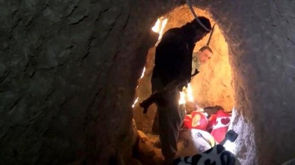 Chiến thuật cổ xưa giúp IS tồn tại giữa bom đạn của Mỹ - ảnh 2