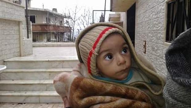 Người Syria ăn cỏ cây sống qua ngày - ảnh 3