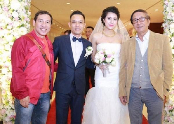 Tò mò đám cưới ở Hà Nội hội tụ toàn sao 'khủng' 2 miền Nam-Bắc - ảnh 1