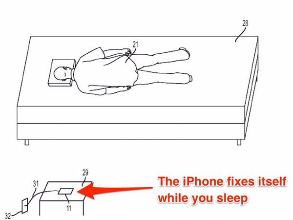 Apple công bố công nghệ thú vị tự chữa lành iPhone - ảnh 2