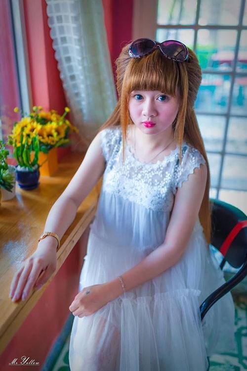 Thiếu nữ Gia Lai có gương mặt xinh như búp bê - ảnh 5