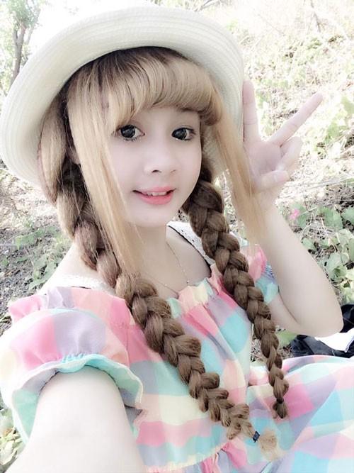 Thiếu nữ Gia Lai có gương mặt xinh như búp bê - ảnh 6