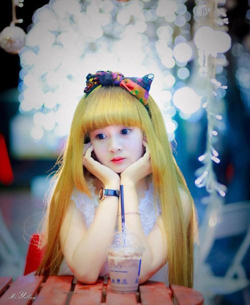 Thiếu nữ Gia Lai có gương mặt xinh như búp bê - ảnh 7