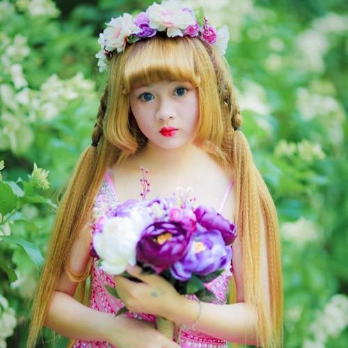 Thiếu nữ Gia Lai có gương mặt xinh như búp bê - ảnh 8