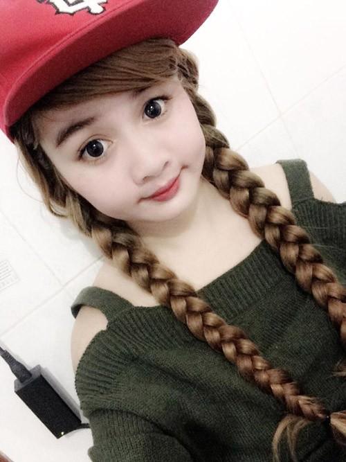 Thiếu nữ Gia Lai có gương mặt xinh như búp bê - ảnh 11