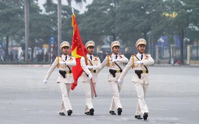 Bộ trưởng Trần Đại Quang phát lệnh xuất quân bảo vệ Đại hội Đảng - ảnh 3