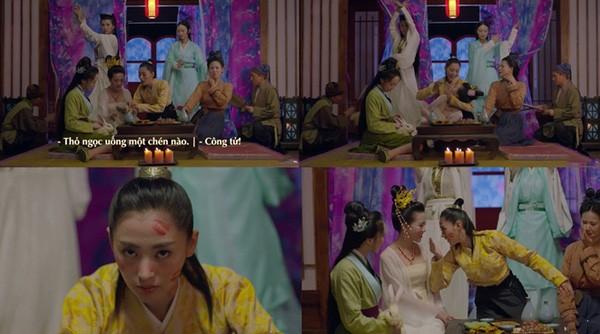 Màn háo sắc hài hước của 'Bồng ca' trong 'Thái Tử Phi Thăng Chức Ký' - ảnh 4