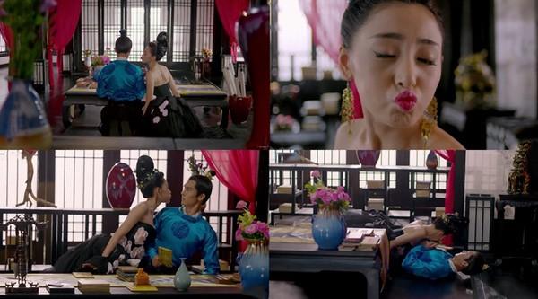Màn háo sắc hài hước của 'Bồng ca' trong 'Thái Tử Phi Thăng Chức Ký' - ảnh 10