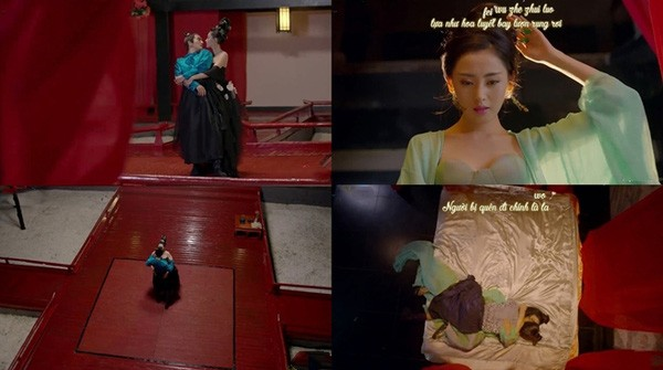 Màn háo sắc hài hước của 'Bồng ca' trong 'Thái Tử Phi Thăng Chức Ký' - ảnh 11
