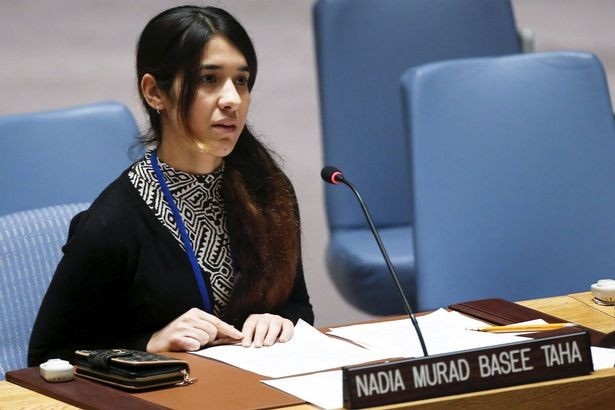 Nữ nô lệ tình dục Yazidi tố cáo hành động tội ác của IS - ảnh 3