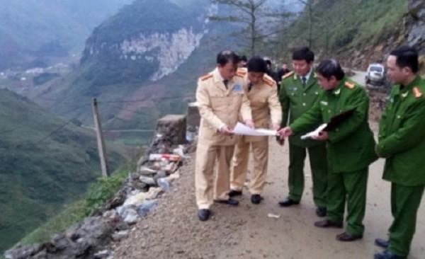 Điều tra nguyên nhân vụ tai nạn khiến 4 người chết ở Hà Giang - ảnh 1