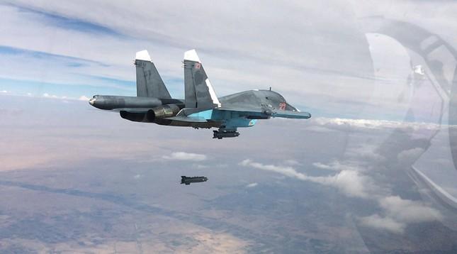 Lầu Năm Góc nói Su-34 của Nga xâm phạm không phận Thổ Nhĩ Kỳ - ảnh 1