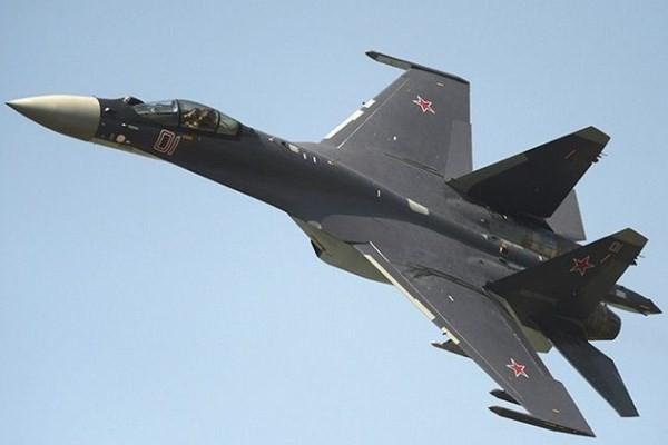 Nga điều tiêm kích mạnh nhất Su-35S đến thử lửa ở Syria - ảnh 1