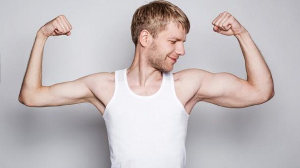 Có phải các cô gái chỉ thích đàn ông cơ bắp không? - ảnh 1