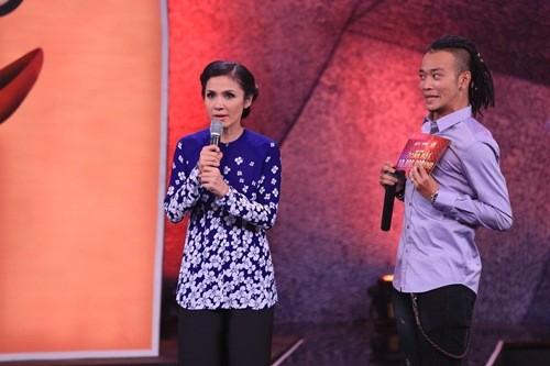 Hội ngộ danh hài: Việt Trinh tự nhận mình... 'ngu' - ảnh 1
