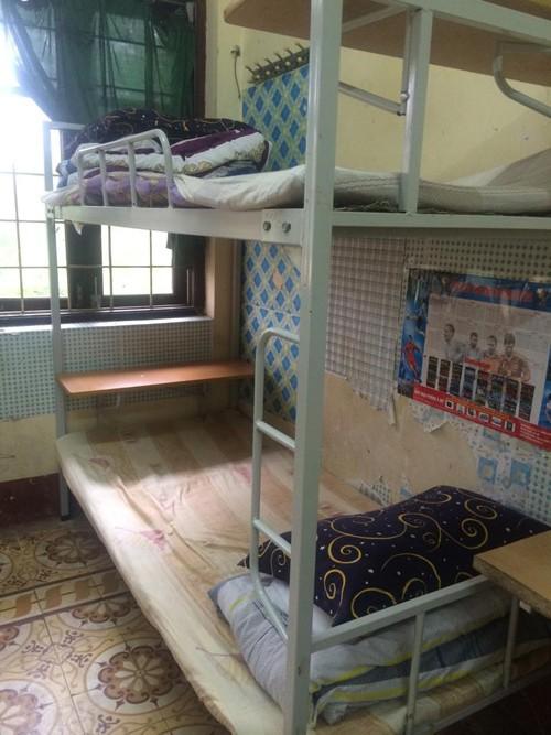 Nhiều trường Đại học mở cửa đón người vô gia cư dịp Tết - ảnh 4