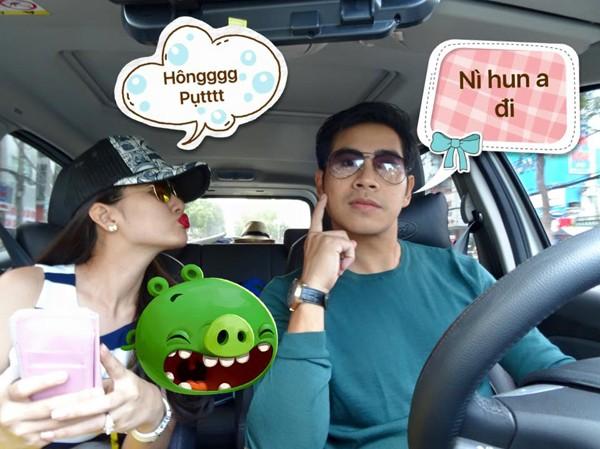 Ngọc Lan úp mở công khai bạn trai mới hot boy - ảnh 1
