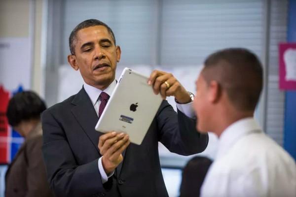 Wi-Fi của Tổng thống Mỹ cũng... chập chờn như ai - ảnh 1