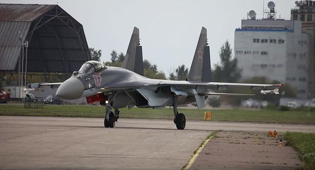 Nga không kích tiêu diệt 1.900 mục tiêu khủng bố ở Syria - ảnh 1