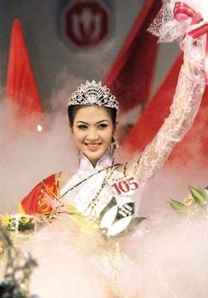Chuyện đời như 'lọ lem' của Hoa hậu tuổi Thân duy nhất Việt Nam - ảnh 1