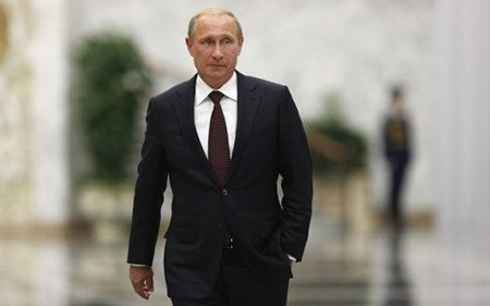 Tổng thống Nga Putin và ước mơ trở thành điệp viên KGB từ ấu thơ - ảnh 3