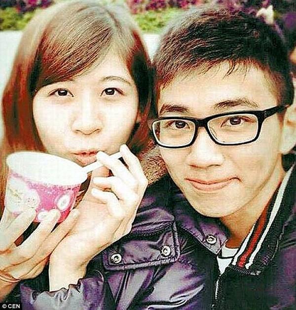 Nghẹn lòng vợ chồng ôm nhau qua đời trong vụ động đất Đài Loan - ảnh 1